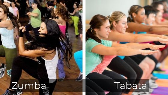 zumba tabata for weight loss